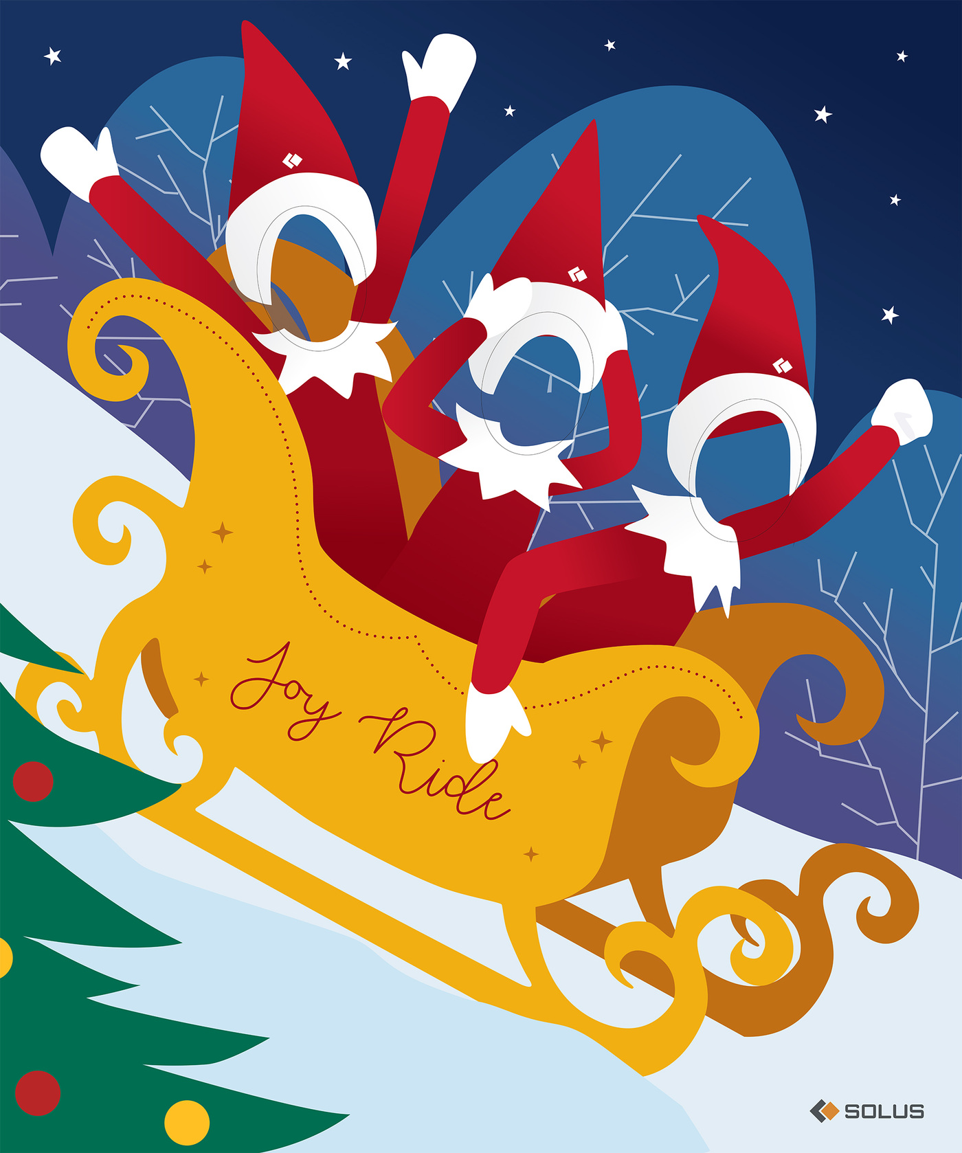 Lara-Jane van Antwerpen - Christmas Party Photo Booth (Digital)