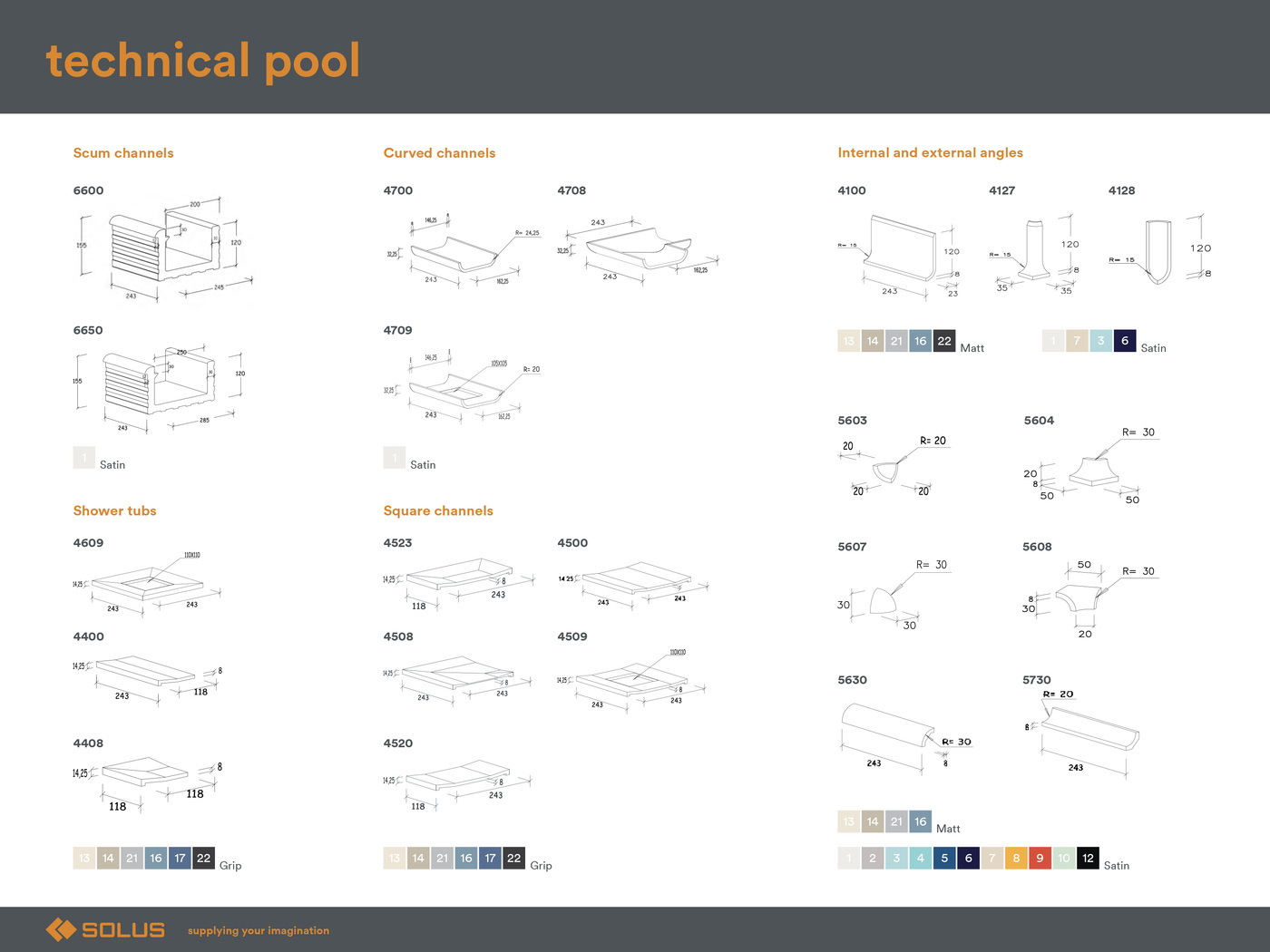 Lara-Jane van Antwerpen - Digital Brochure - Technical Pool 4