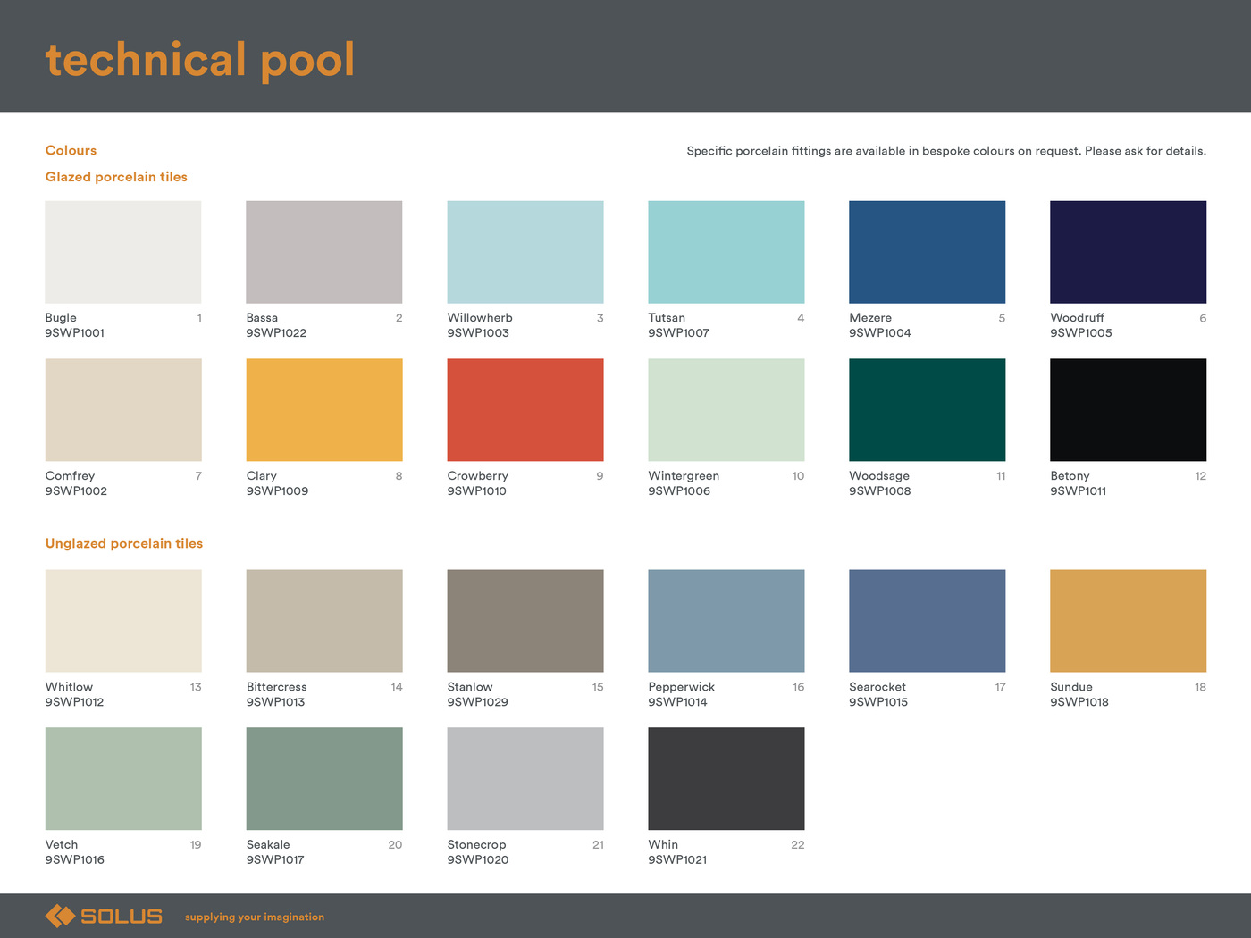 Lara-Jane van Antwerpen - Digital Brochure - Technical Pool 2