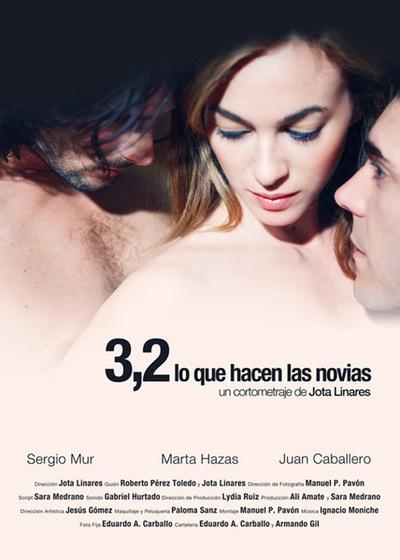 Marta Hazas - 3,2 lo que hacen las novias