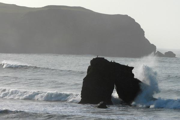 Margaret Denning Art & Photography - Thurlestone Rock