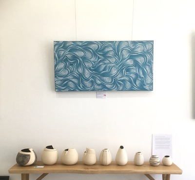 Margaret Denning Art & Photography - The Joy of Tumbling Waves