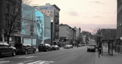 Onur Ekmekci - Artist Incubator, Harlem, NY, 2007