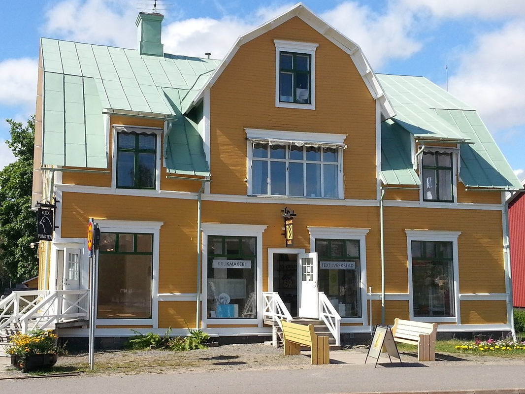 Krukmakeri & Textilverkstad -