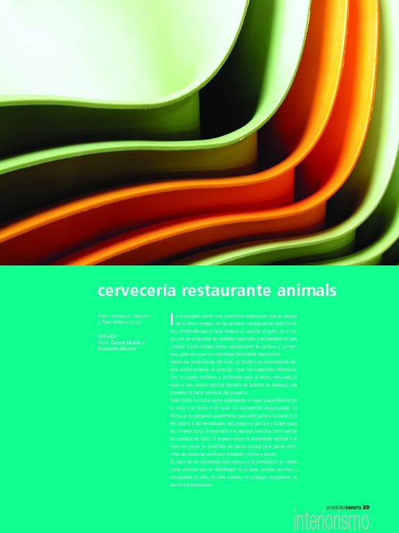 Portfolio - Gabriela Fer - Revista Proyectar