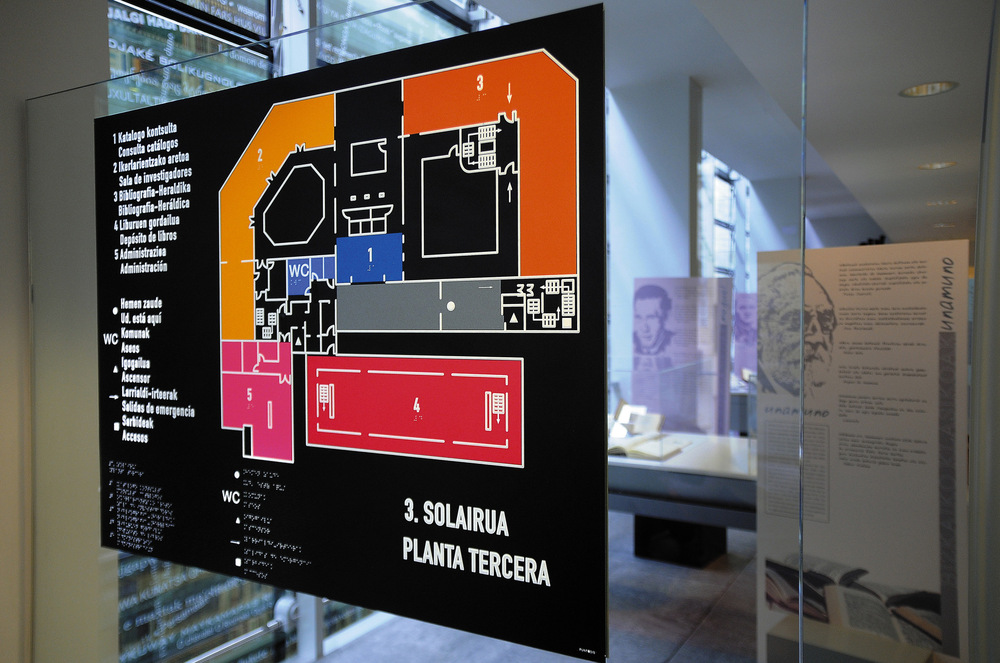 Portfolio - Gabriela Fer - Plano Biblioteca