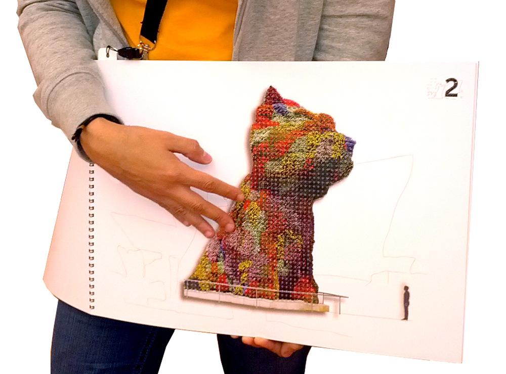 Portfolio - Gabriela Fer - Museo Guggenheim Presentación