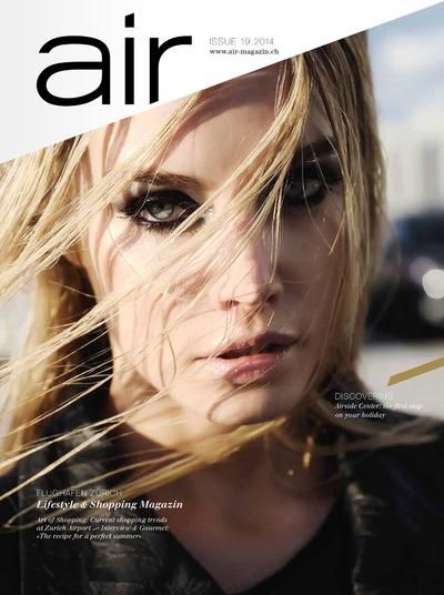 Edwin Kaufmann - Hair&MakeUp Artist - AIR MAGAZINE
