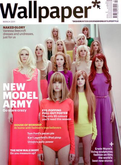 Edwin Kaufmann - Hair&MakeUp Artist - WALLPAPER