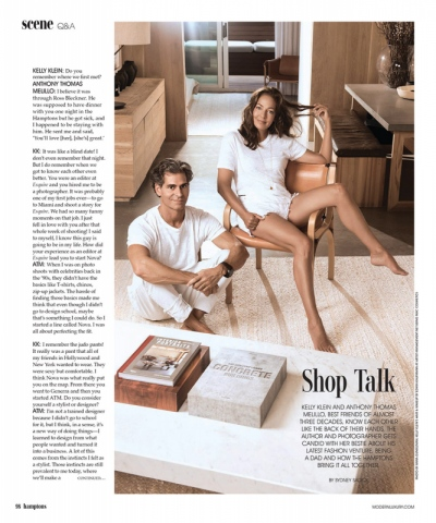 Edwin Kaufmann - Hair&MakeUp Artist - Hamptons Magazine