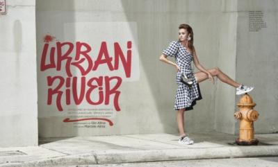 Edwin Kaufmann - Hair&MakeUp Artist - Urban River