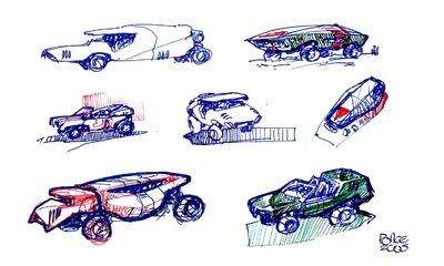 W.O.R.K.S.P.L.A.Y.S.D.R.E.A.M.S - Vehicules 3.