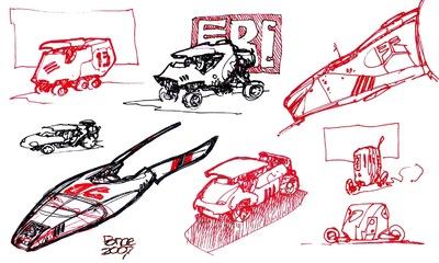 W.O.R.K.S.P.L.A.Y.S.D.R.E.A.M.S - Vehicules 1.