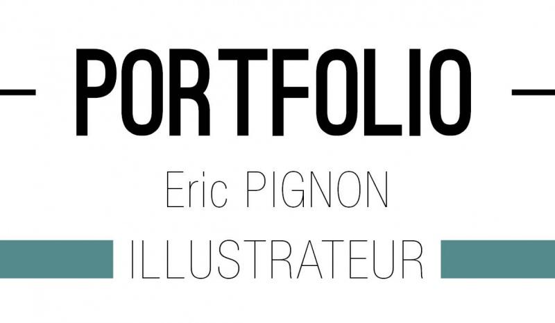 Portfolio Eric PIGNON