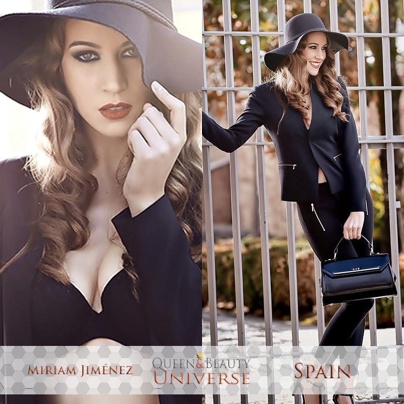 Queen Beauty Universe - SPAIN