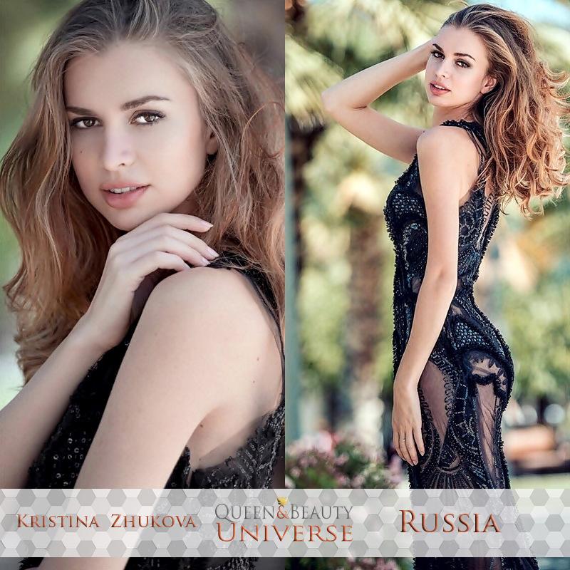 Queen Beauty Universe - RUSSIA