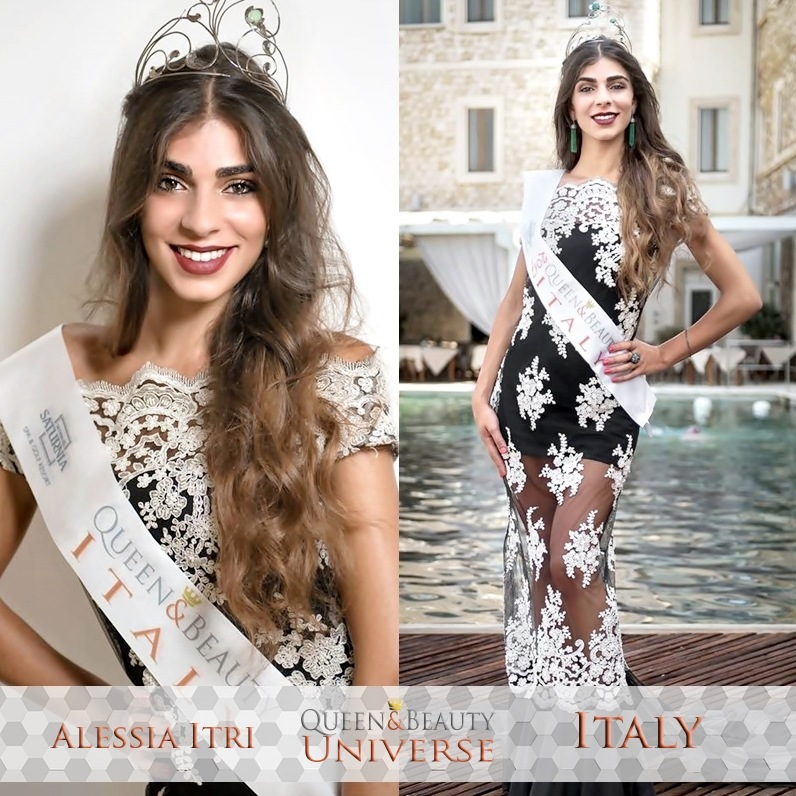 Queen Beauty Universe - ITALY