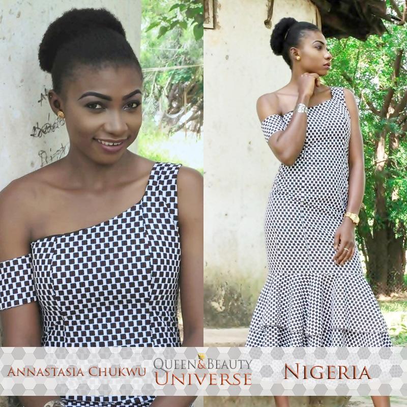 Queen Beauty Universe - NIGERIA