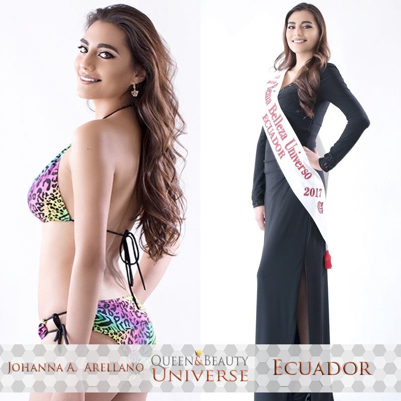 Queen Beauty Universe - ECUADOR