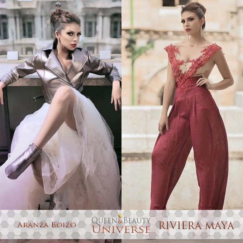 Queen Beauty Universe - RIVIERA MAYA