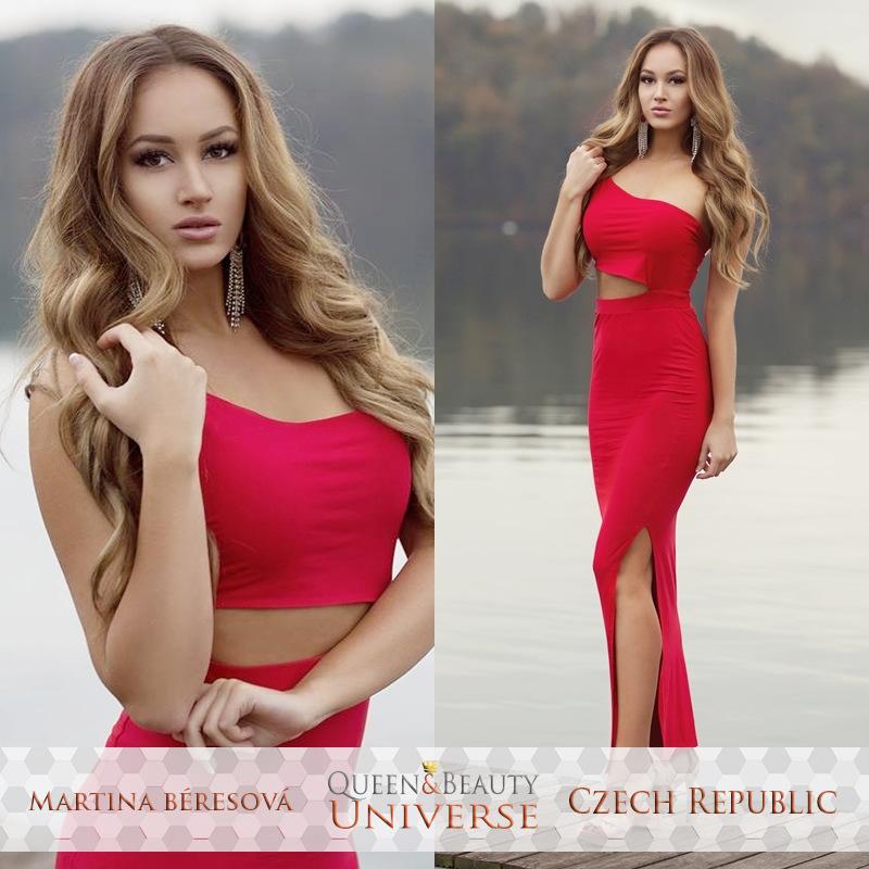 Queen Beauty Universe - CZECH REPUBLIC