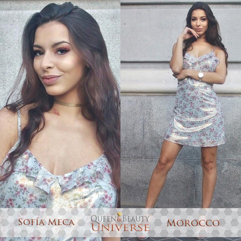 Queen Beauty Universe - MOROCCO