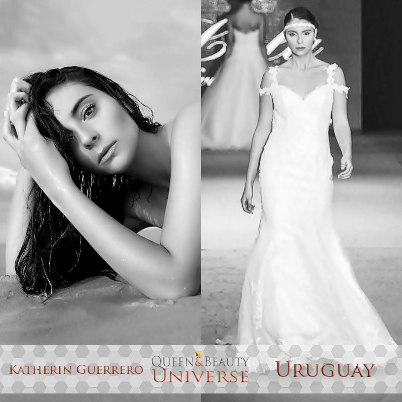 Queen Beauty Universe - URUGUAY