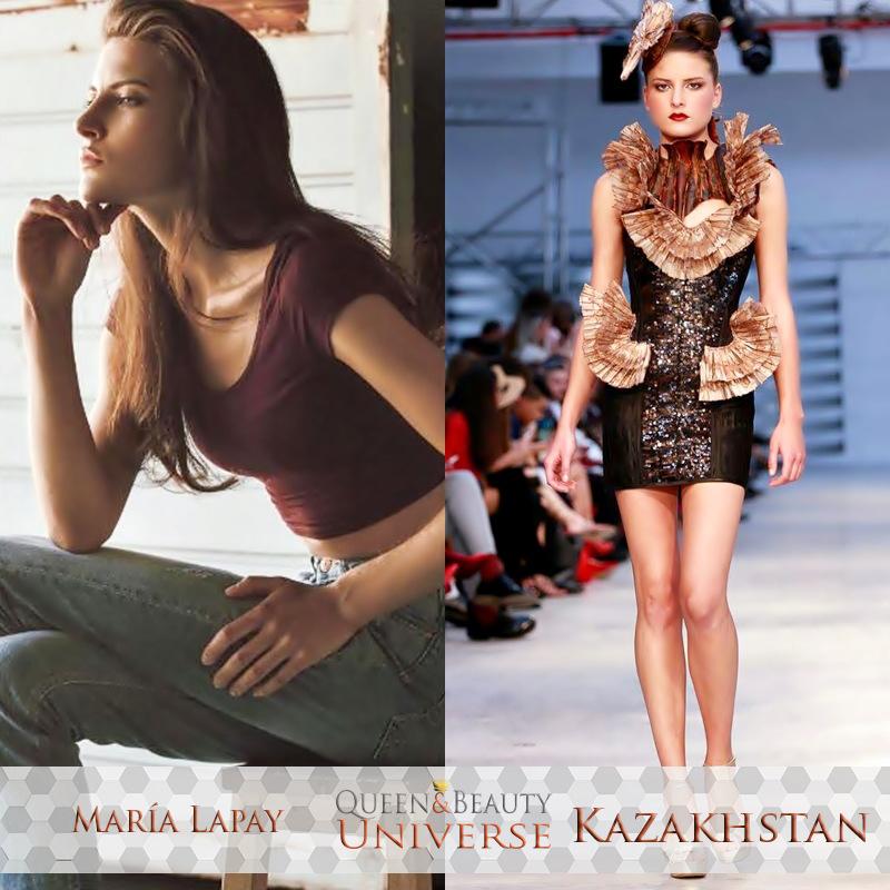 Queen Beauty Universe - KAZAKHSTAN