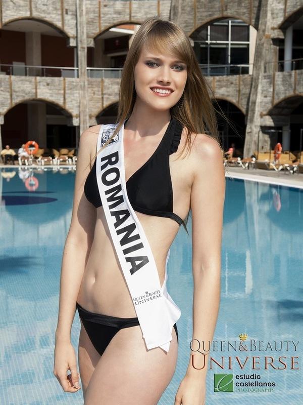 Queen Beauty Universe - ROMANIA