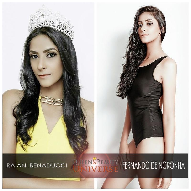 Queen Beauty Universe - FERNANDO DE NORONHA