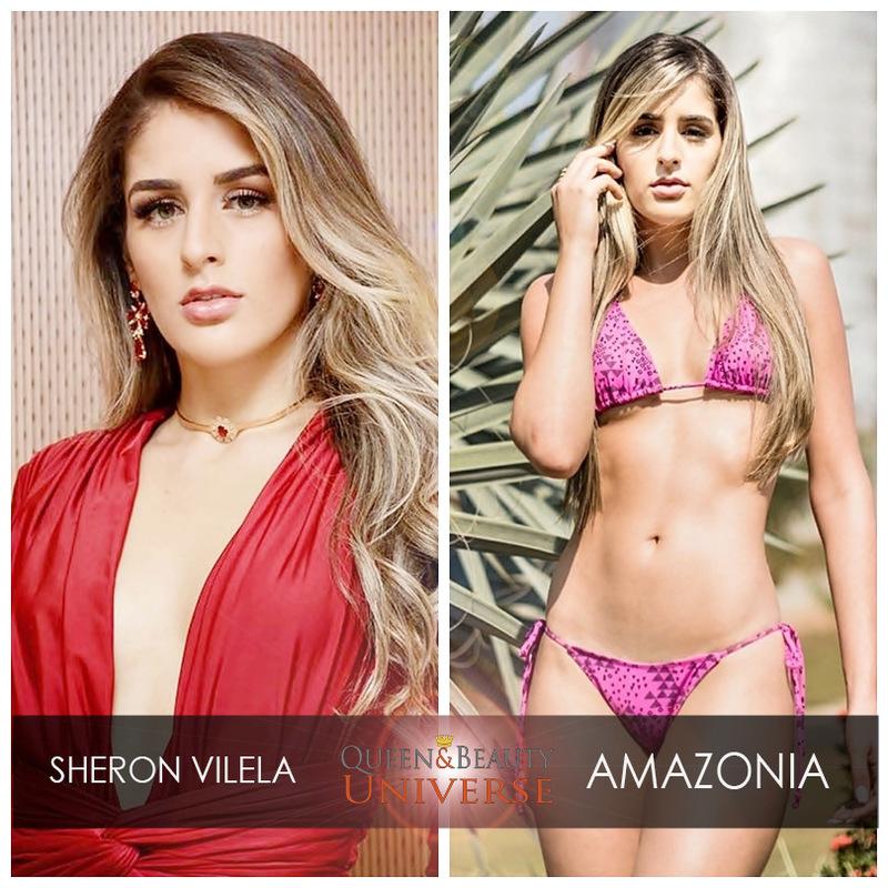 Queen Beauty Universe - AMAZONIA