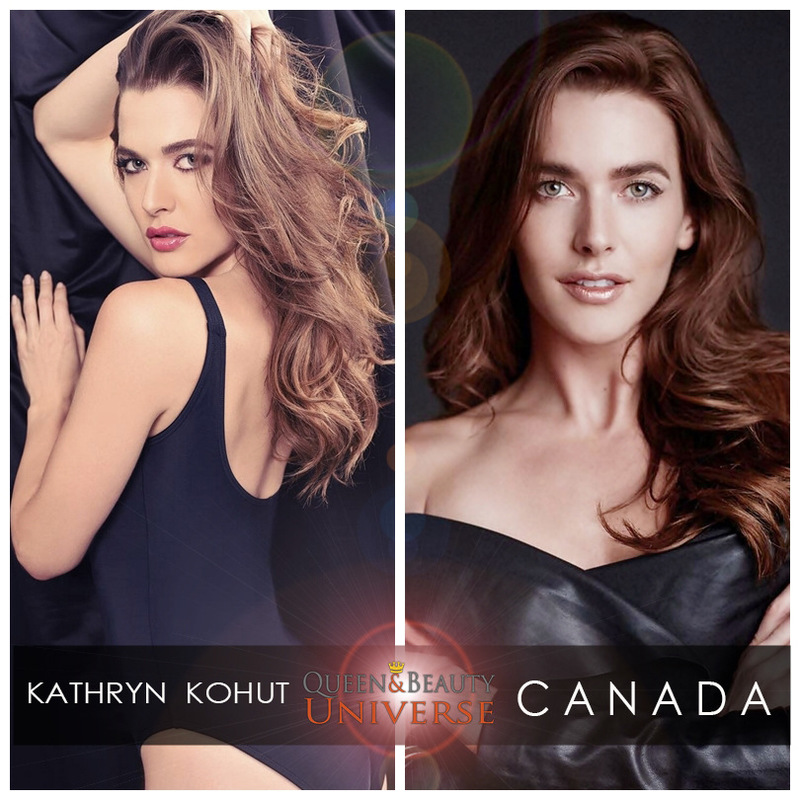 Queen Beauty Universe - CANADA