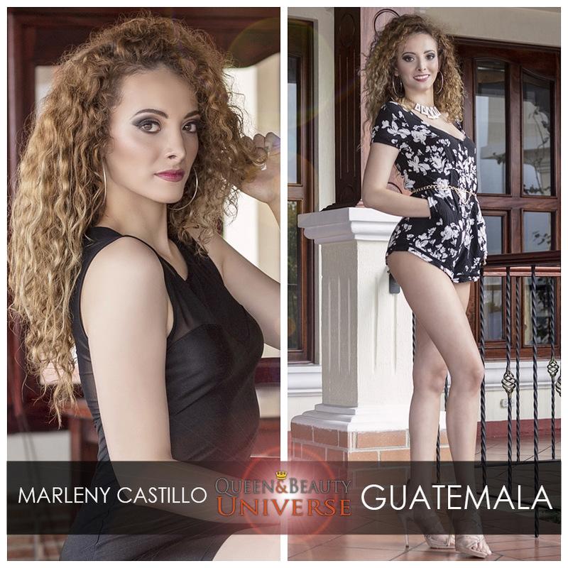 Queen Beauty Universe - GUATEMALA
