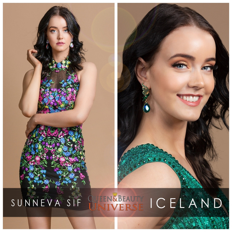 Queen Beauty Universe - ICELAND