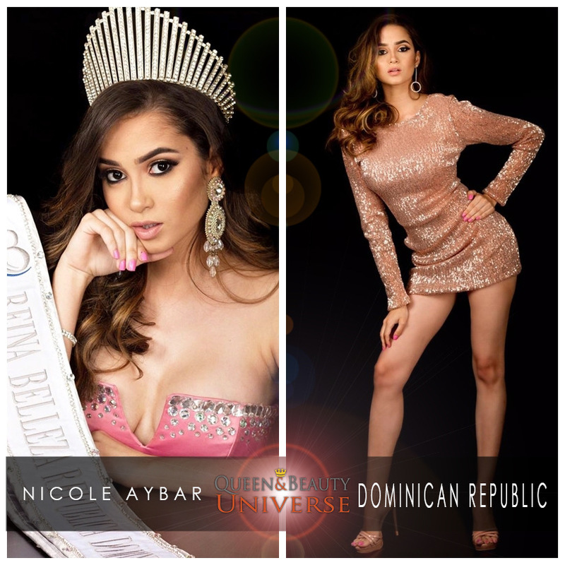 Queen Beauty Universe - DOMINICAN REPUBLIC