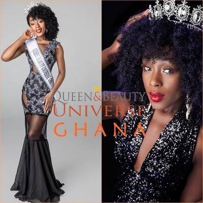 Queen Beauty Universe - GHANA