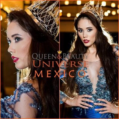 Queen Beauty Universe - MEXICO