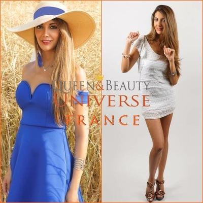 Queen Beauty Universe - FRANCE