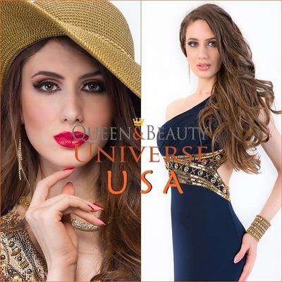 Queen Beauty Universe - USA