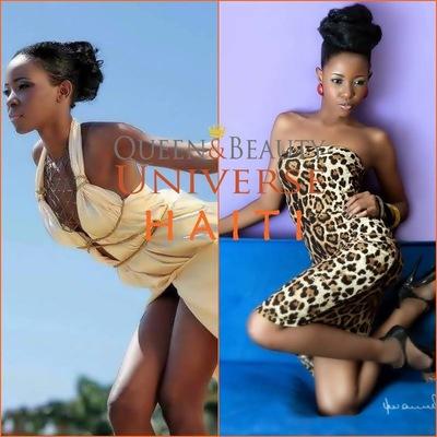 Queen Beauty Universe - HAITI
