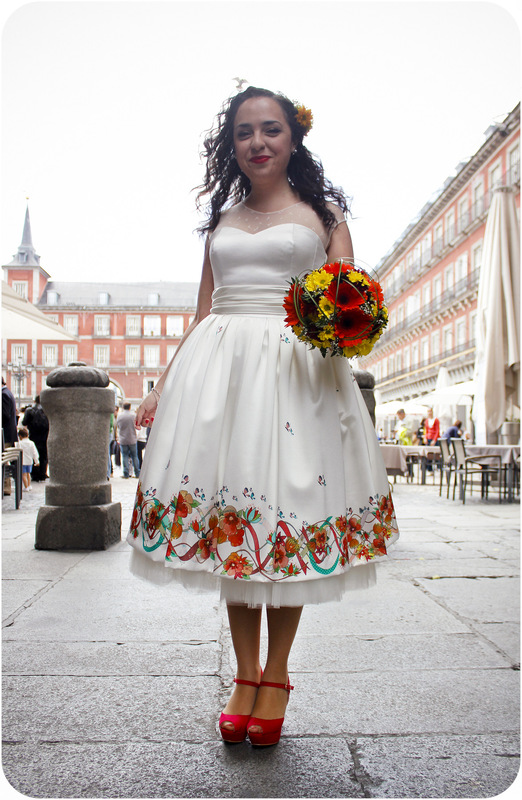 Silvia Calles Madrid -