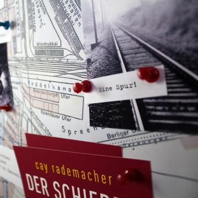 Mondfuchs - Art & Design - Buchtrailer Der Schieber
