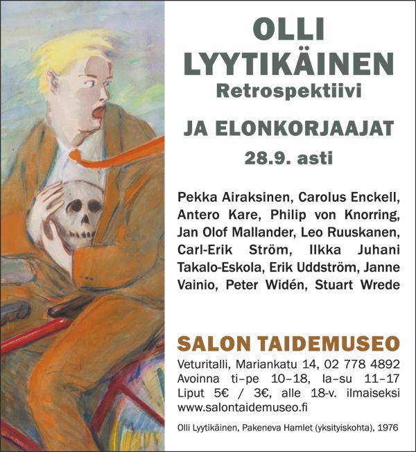 Emmi Nääppä - SanomalehtimainosInDesign
