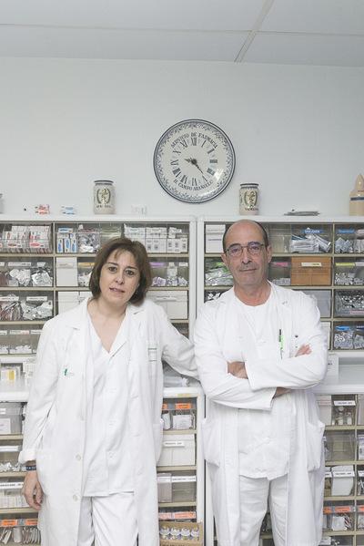 Jose Cuevas Photographer - Reportaje fotográfico del personal de enfermería de Caceres