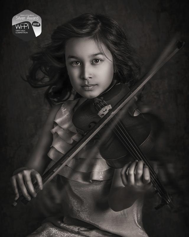 Dai Bui Photography - Silver Award WPPI 2018 First Half; Category - Children; Autor: Dai Bui