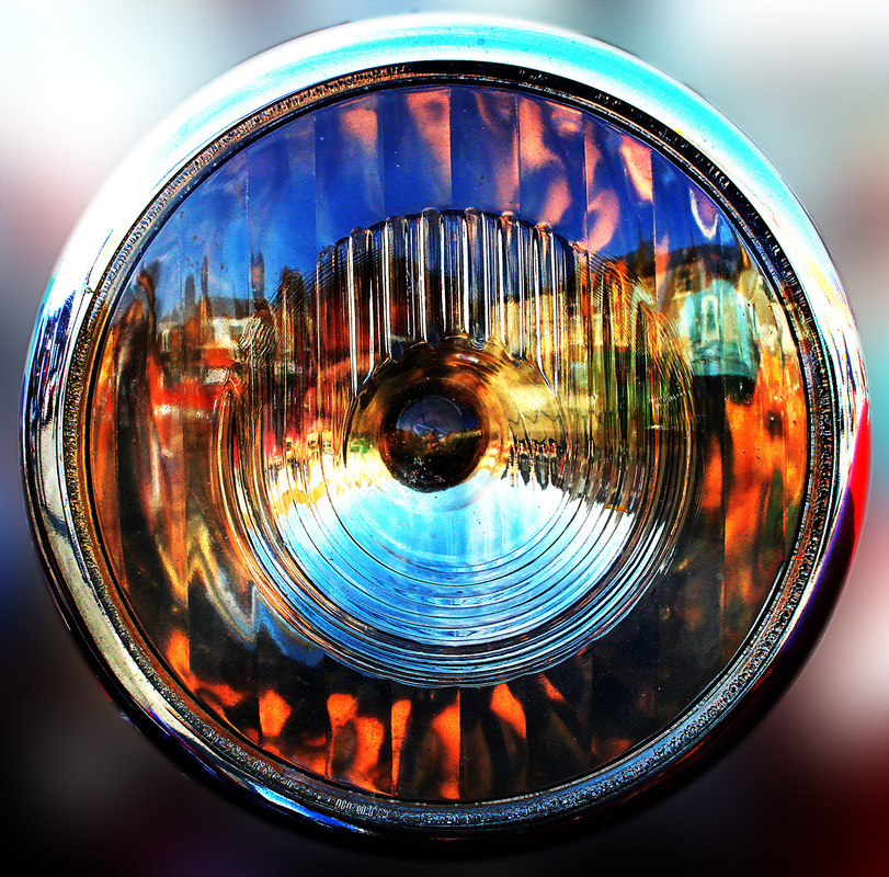 Creative Bytes Images - Headlight Reflection