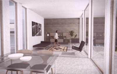 Matteo Busa Architetto - Alloggi turistici a patio