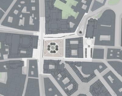 Matteo Busa Architetto - Riqualificazione di Piazza della Scala