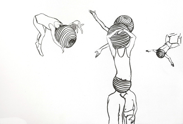 Lissa Gasparotto - Jeu de billes