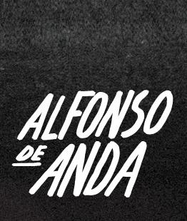 Alfonso de A.- Visual artist